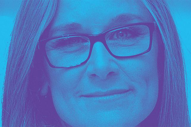 Power Players 2017: Apple's Angela Ahrendts Says Retail Is the Product