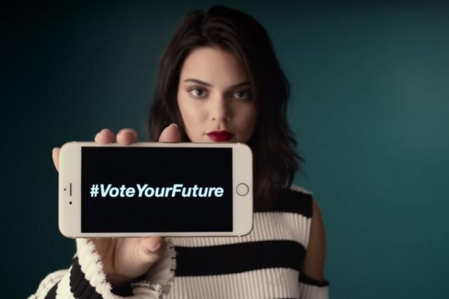 Anonymous Content Assembles an Army of Celebrities to Encourage Voter Turnout