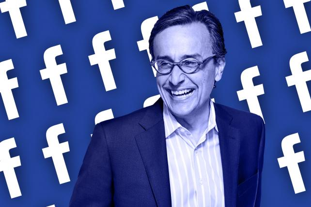 Facebook picks HP's Lucio as its new CMO