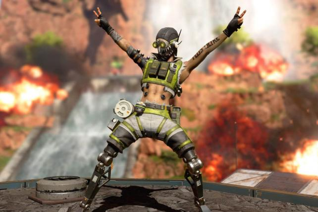 'Apex Legends' boosts EA as gamers spend more on publishers
