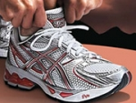 Sales Jump 11% After Asics Gives TV a Try