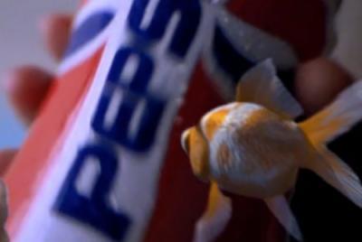 Pepsi - Goldfish