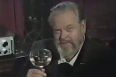 Paul Masson Wine - Orson Welles