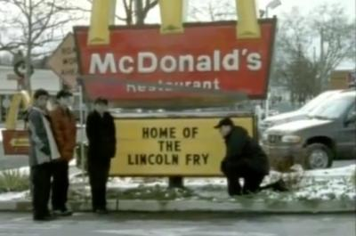 McDonald's - Lincoln Fry