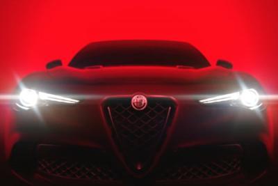 Alfa Romeo - Mozzafiato