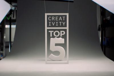 Creativity Top Five: Week of March 24