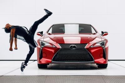 Lexus - Man & Machine