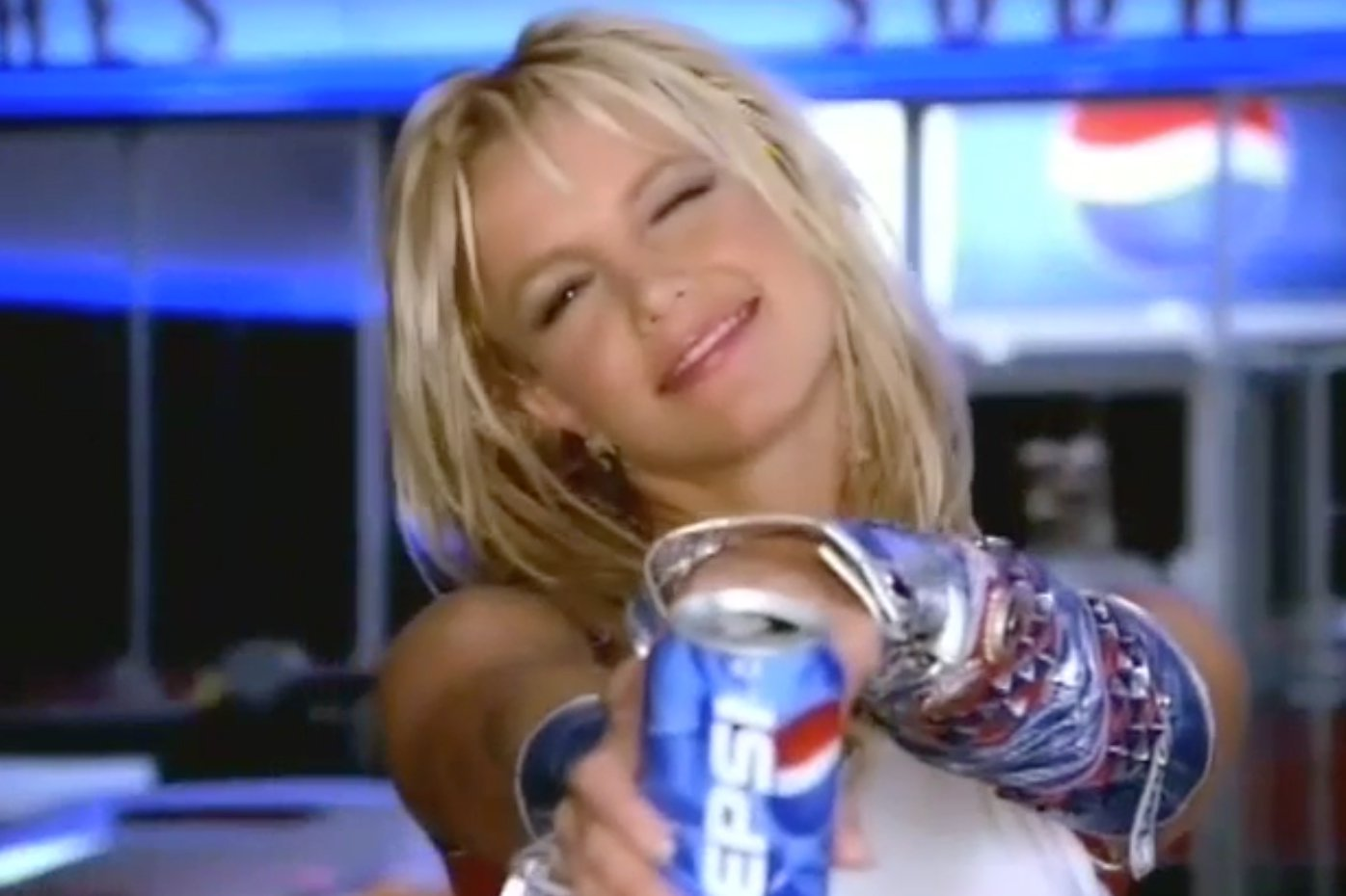 Pepsi - Now and Then