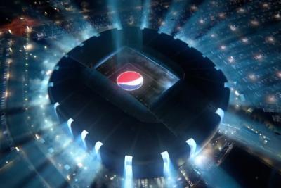 Pepsi - Halftime Touches Down