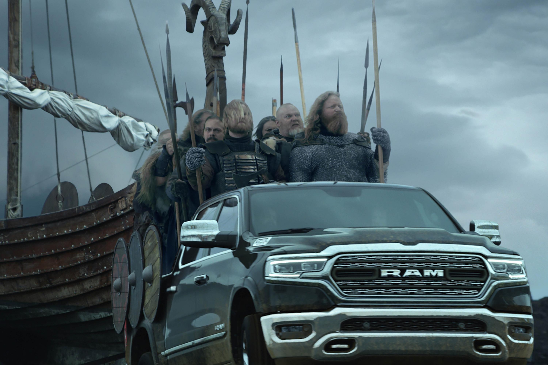 Ram Trucks - Icelandic Vikings