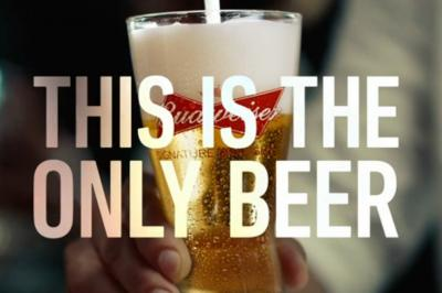 Budweiser - Brewed the Hard Way