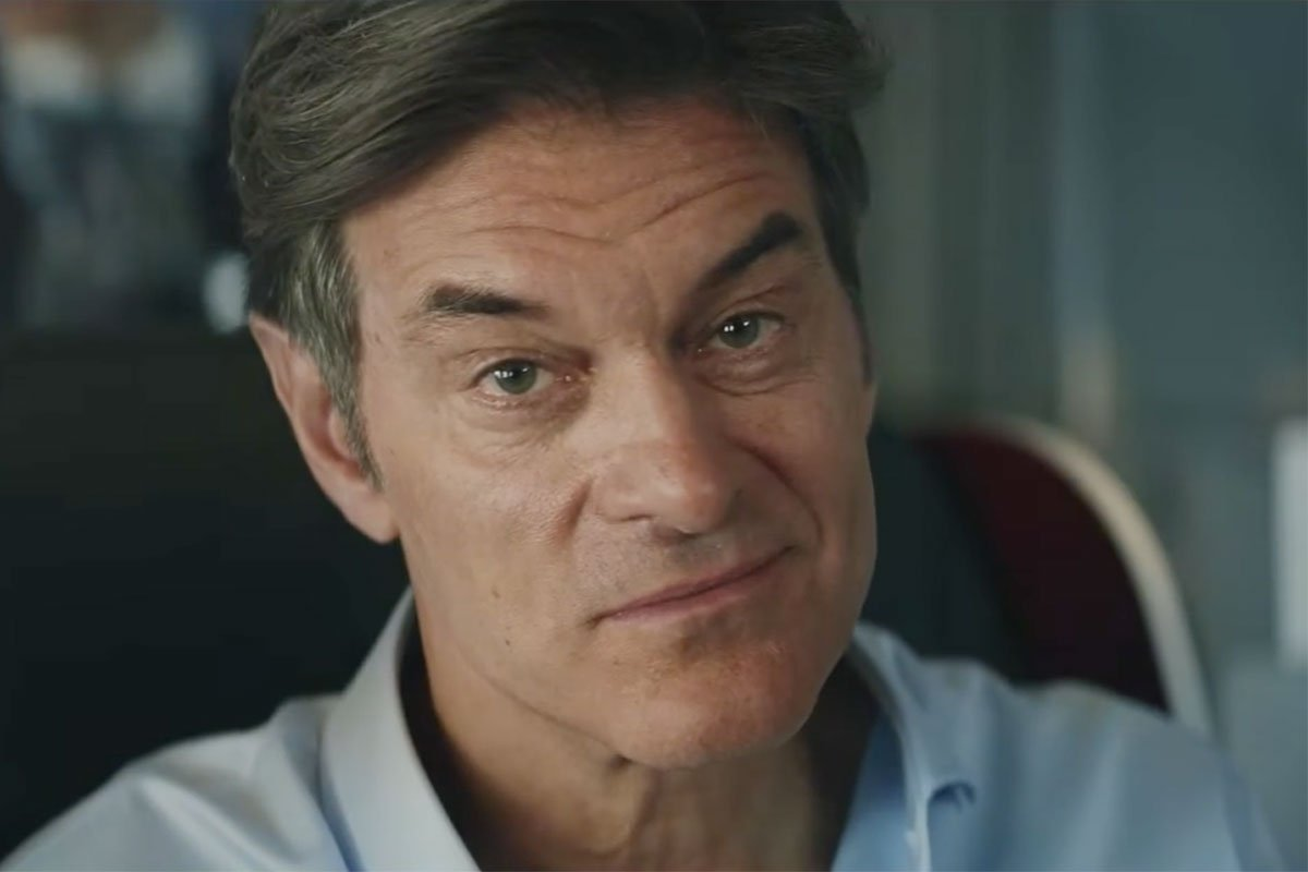 Turkish Airlines - Five Senses With Dr. Oz