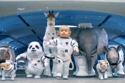 Kia - Space Babies