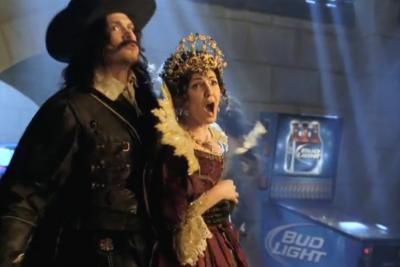 Bud Light - Product Placement