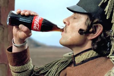 Coca-Cola - Border