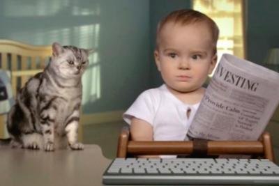 E-Trade - Cat