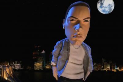 Lipton Brisk - Eminem