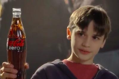 Coke Zero - Mean Troy