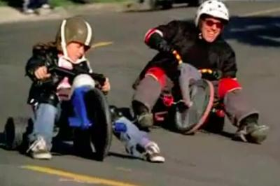 Toyota - Trike Race