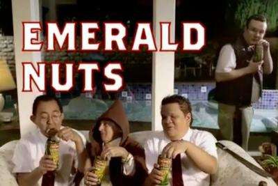 Emerald Nuts - Druid