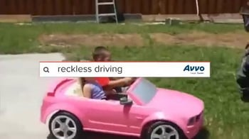 Avvo: Barbie Car, Slingshot and Poor Scooter Person