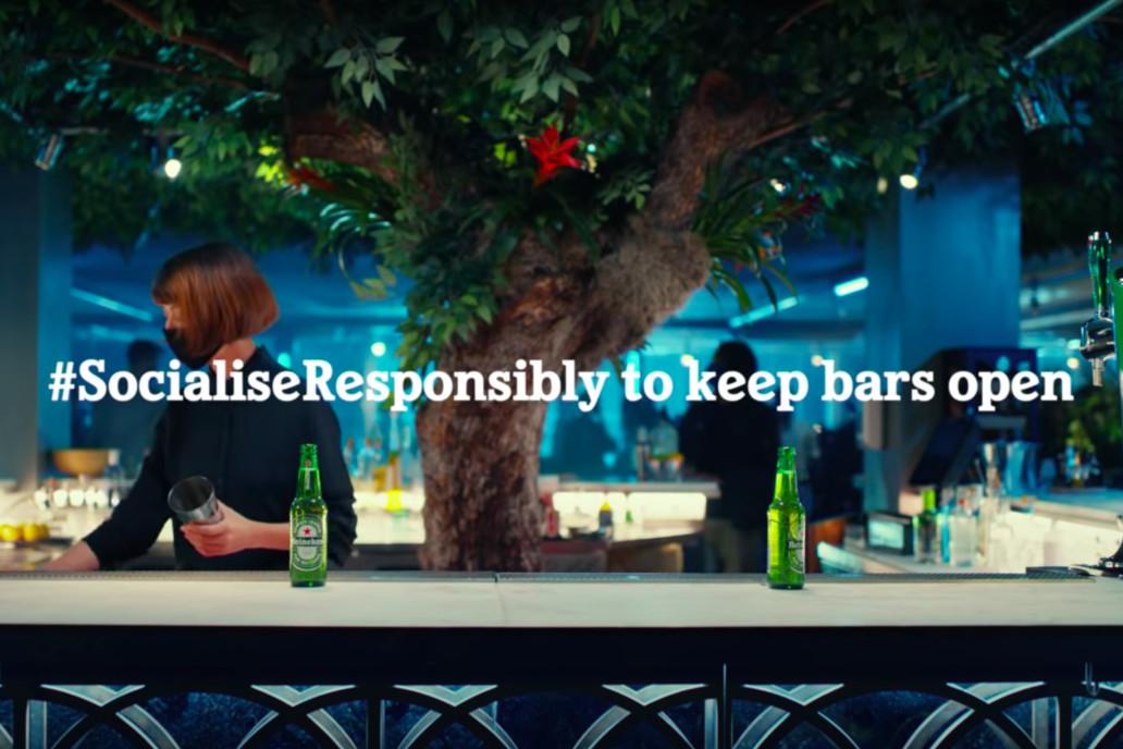 Publicis debuts bespoke agency model with Heineken, based in an Amsterdam bar