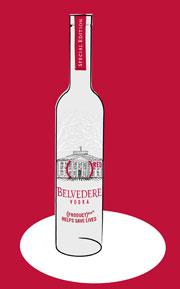 Belvedere Vodka Partners With R&B Star Usher