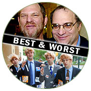 BEST AND WORST M&V DEALS, LAST HALF OF 2005
