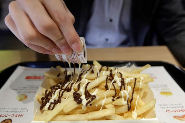 Chocolate Fries and Rare Female CEO Help McDonald's Japan Beat Scandals