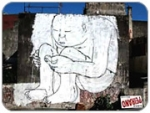 Outdoor Art Meets Animation in Argentina, Smart Cars Are Also Tough and Other Notable Work