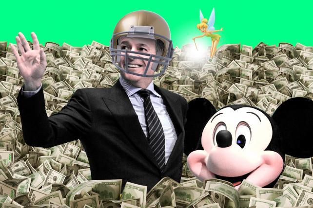 Fox won't buy back regional sports networks from Disney