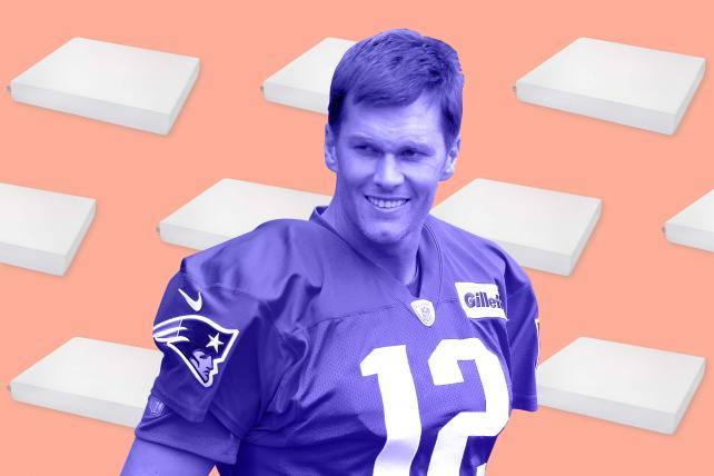 Tom Brady switches teams to online mattress Molecule