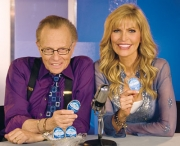 Larry King Returns to TV -- as Infomercial Pitchman