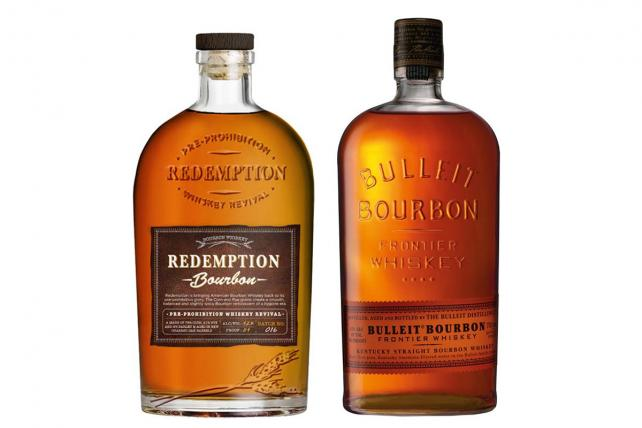 Bulleit Bourbon Sues Redemption For Copying its Bottle
