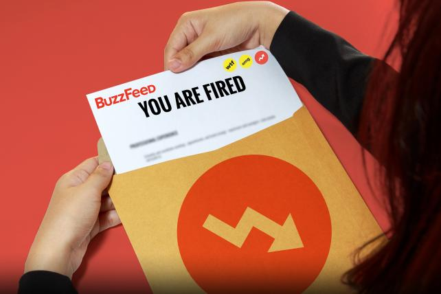 BuzzFeed Lays Off 100 as It Shifts Business Strategy