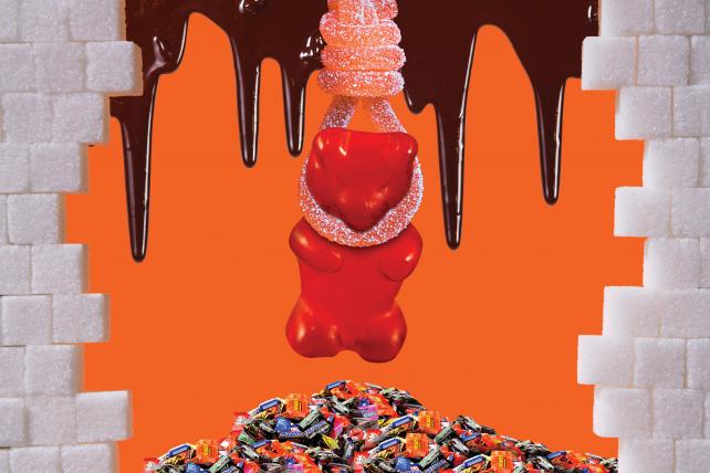 Candymakers rethink impulse sales in Amazon era