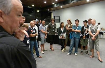 Cannes Diary: Blake Ebel, Euro RSCG
