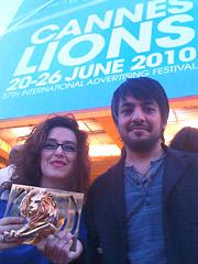 Lapiz Wins Two Gold Lions for Bounty and U.S. Hispanic Market