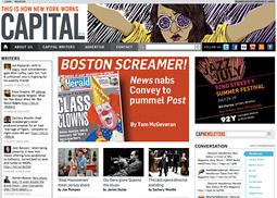Capital New York Plies Tough Market With Earnest Journalism
