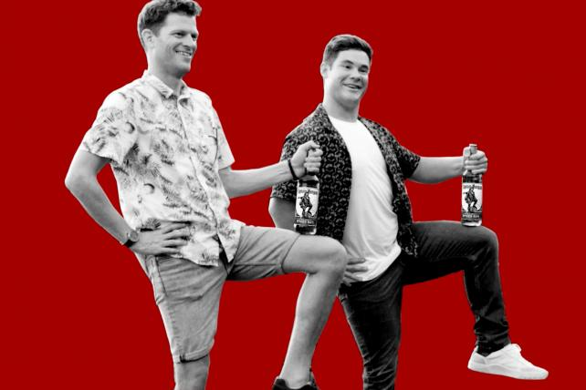 Captain Morgan seeks boost from Adam Devine