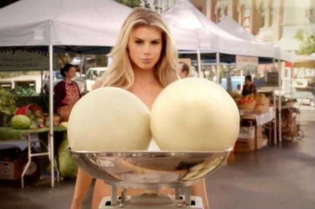 Charlotte McKinney: Not Ashamed Of Carl's Jr. Super Bowl Ad