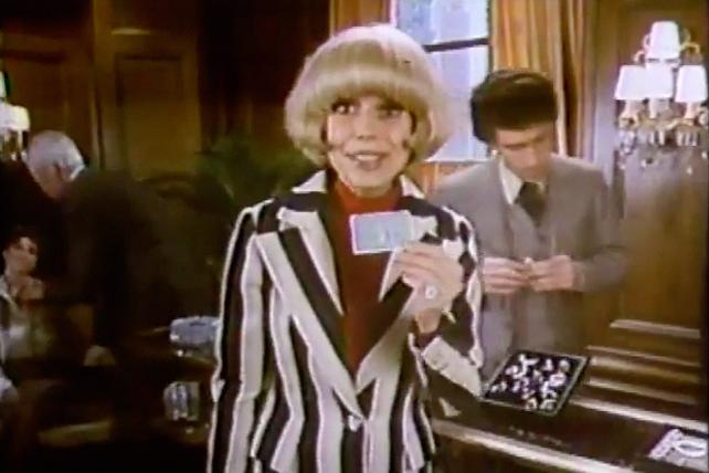 Remembering Carol Channing and her role in commercials