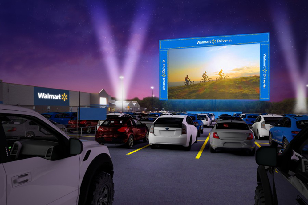 The Week Ahead: Internet of Things conference goes virtual and Walmart begins parking lot movies