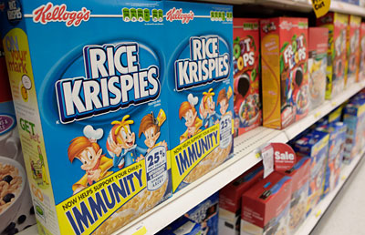 Advertisers Rebuke Obama Administration's Proposed Rules on Marketing Food to Kids