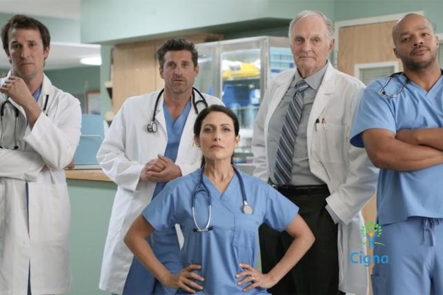 Cigna Employs TV Doctors in New Campaign to Help Save Real Lives