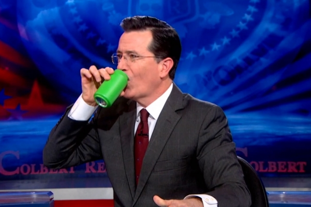 Colbert Brings 'Sponsortunities' to CBS for Brands That Can Handle It