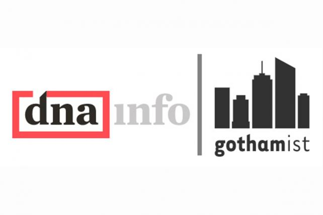 DNAinfo and Gothamist Shut Down