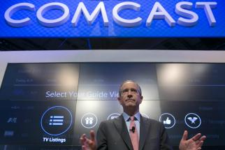 Comcast Slows Video Subscriber Losses