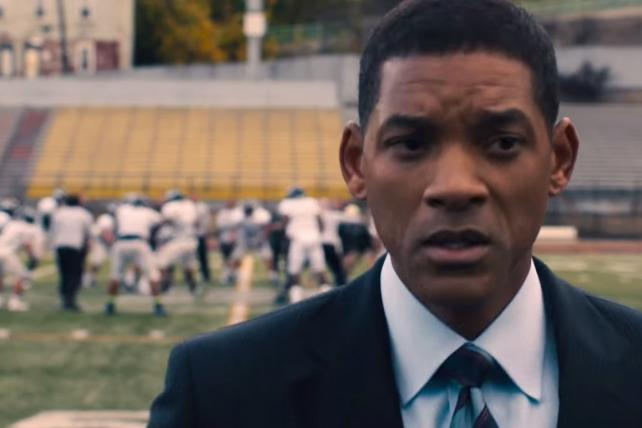 Watch Will Smith Take on the NFL in Trailer for 'Concussion'