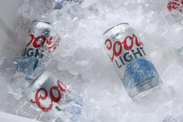 Coors Light revives cold marketing in bid to overcome slump